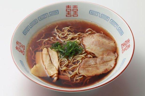画像1: 飛騨高山ラーメン 醤油味 5食セット (1)