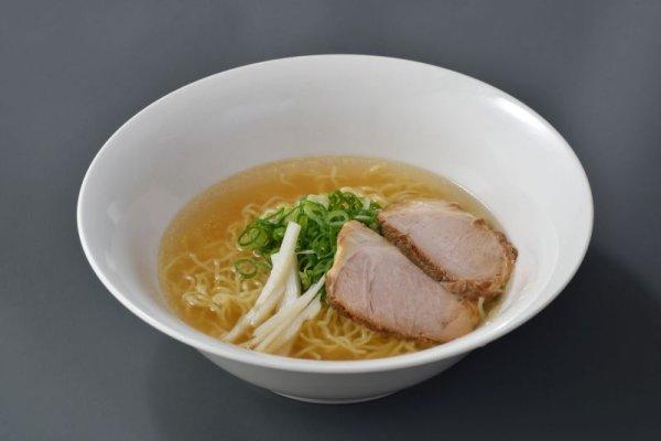 画像1: 飛騨高山ラーメン 塩味 5食セット (1)